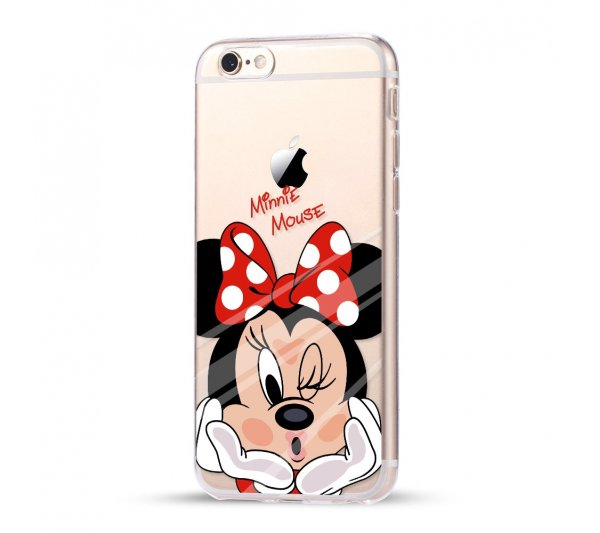 Kryt Minnie Mouse iPhone 6/6S
