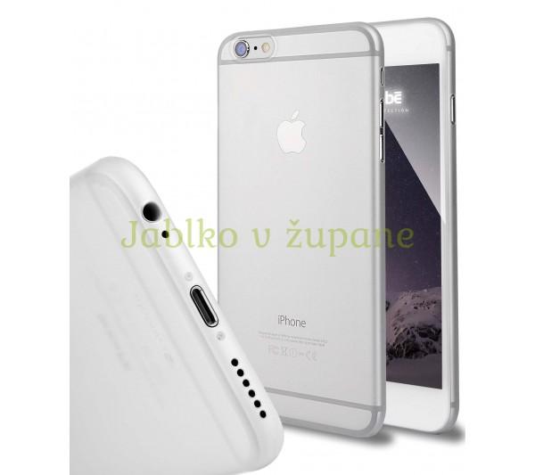 Ultratenký kryt Full iPhone 6 Plus 6S Plus - biely 1769e77cf02