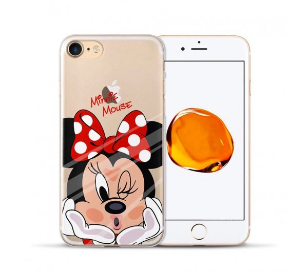 Kryt Minnie Mouse iPhone 7/8, SE 2