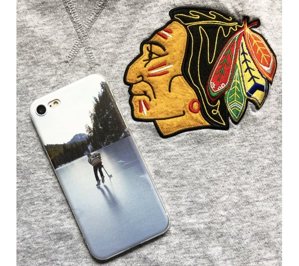 Kryt Hockey player iPhone 7/8