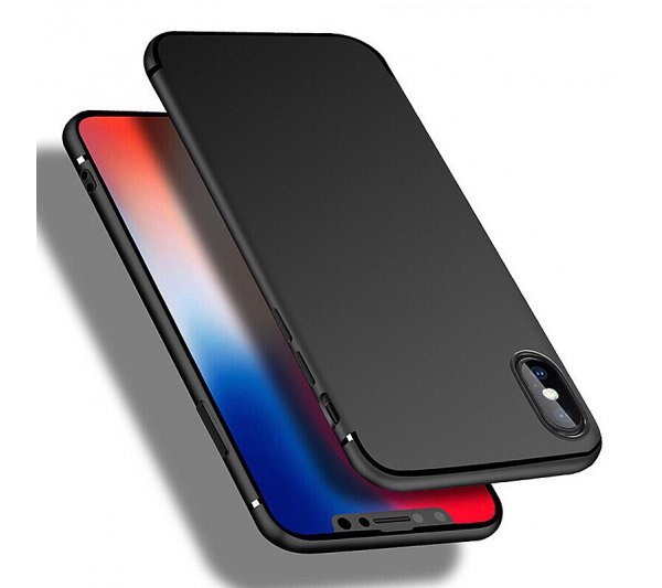 Kryt Soft iPhone X, XS