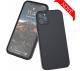 Silikónový kryt iPhone 12 Pro - čierny