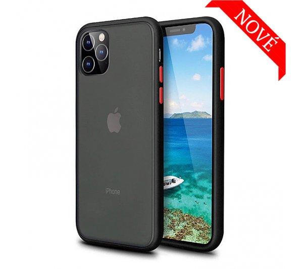 Kryt Strong iPhone 11 Pro - čierny