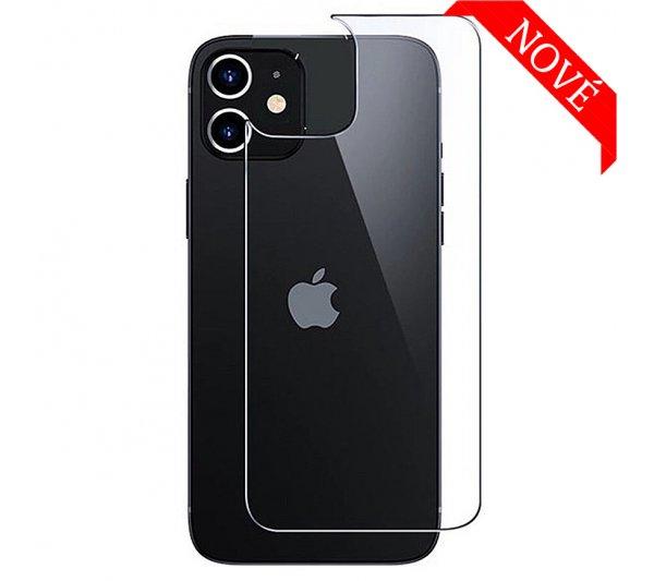 Tvrdené sklo Prémium HD iPhone 12 Mini - zadné