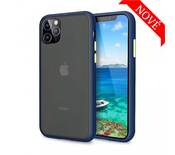 Kryt Strong iPhone 11 Pro - modrý