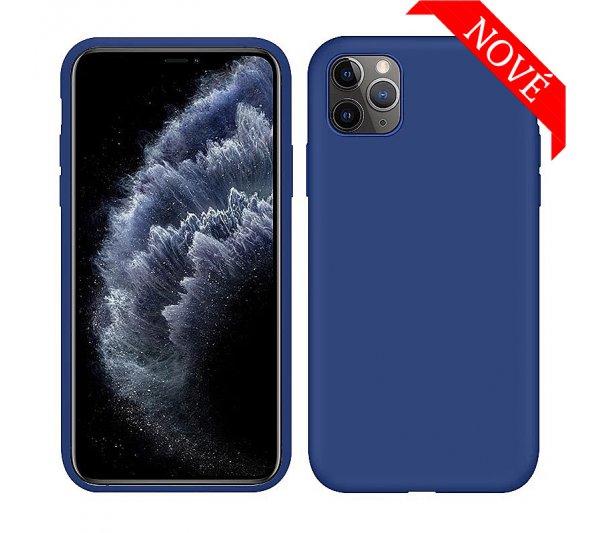 Silikónový kryt iPhone 11 Pro - modrý