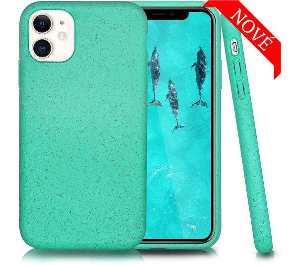 Eco Bio kryt iPhone 11 - zelený
