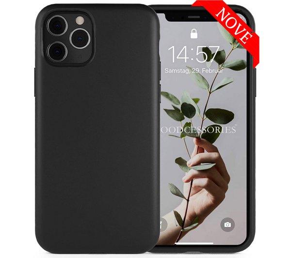 Eco Bio kryt iPhone 11 Pro - čierny