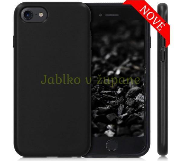 Eco Bio kryt iPhone 6/6S, 7/8, SE 2 - čierny