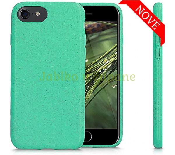 Eco Bio kryt iPhone 6/6S, 7/8, SE 2 - zelený