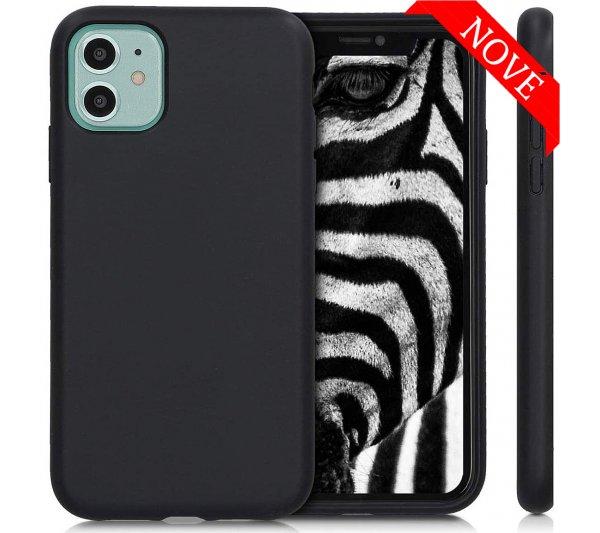 Eco Bio kryt iPhone 11 - čierny