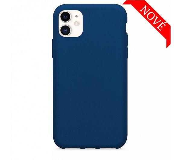 Eco Bio kryt iPhone 11 - modrý