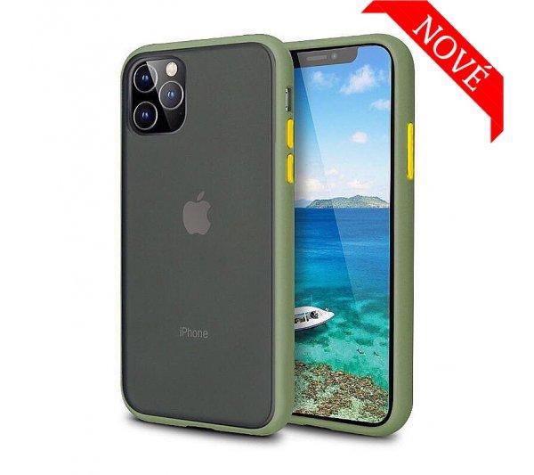 Kryt Strong iPhone 11 Pro - zelený