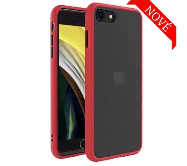Kryt Strong iPhone 6/6S, 7/8, SE 2 - červený