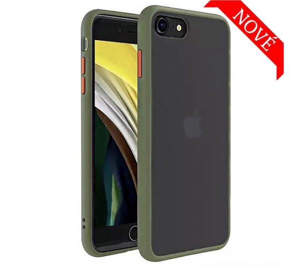Kryt Strong iPhone 6/6S, 7/8, SE 2 - zelený