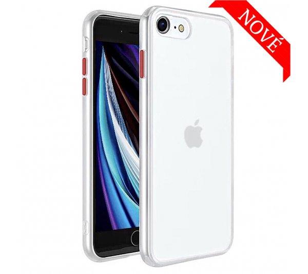 Kryt Strong iPhone 6/6S, 7/8, SE 2 - priesvitný
