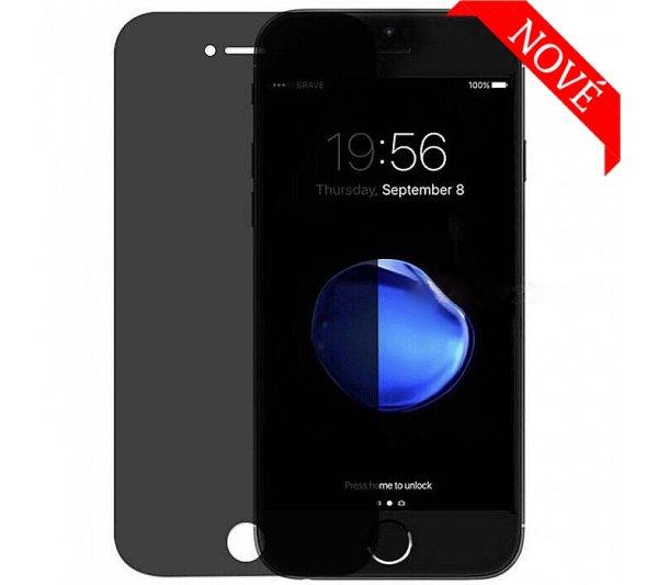 Anti-Spy tvrdené sklo iPhone 5/5S/SE