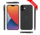 Ultratenký kryt Full iPhone 12 Mini - sivý