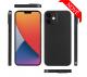 Ultratenký kryt Full iPhone 12 Mini - čierny