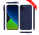 Ultratenký kryt Full iPhone 12 Pro Max - modrý
