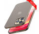 Ultratenký kryt iPhone 12/12 Pro - sivý