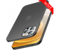 Ultratenký kryt iPhone 12/12 Pro - čierny