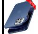 Ultratenký kryt iPhone 12/12 Pro - modrý