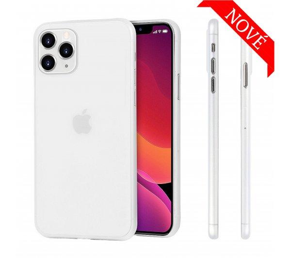 Ultratenký kryt Full iPhone 11 Pro - biely