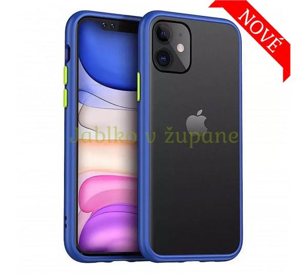 Kryt Strong iPhone 12 Mini - modrý