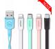Lightning USB dátoý kábel Usams 120 cm