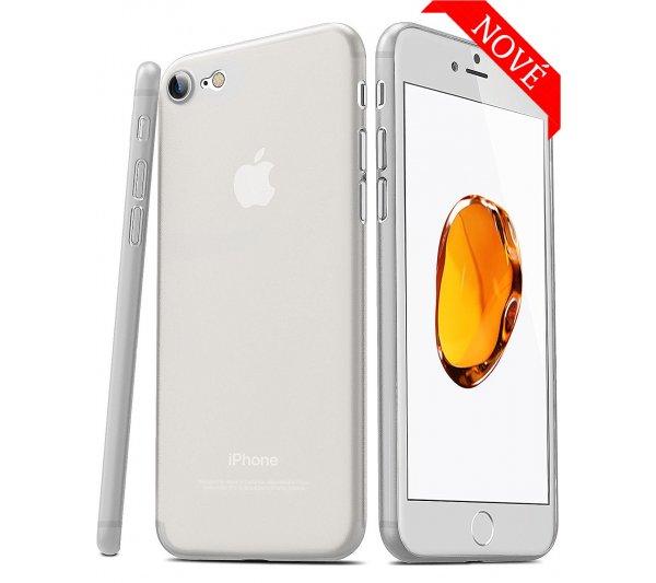 Ultratenký kryt Full iPhone 7/8, SE 2 - biely