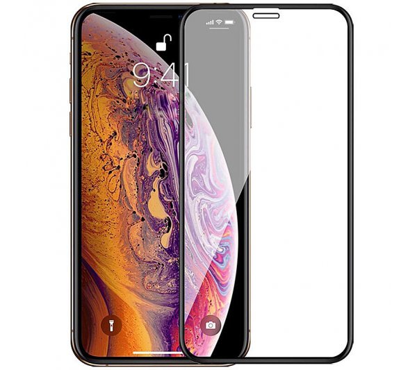 9D tvrdené sklo Prémium iPhone XR, iPhone 11