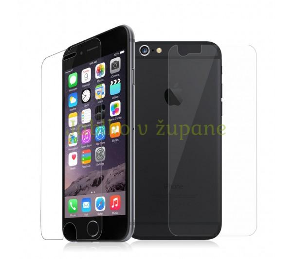 Tvrdené sklo Prémium HD iPhone 6 6S - predné + zadné f365f44e332